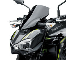 Kawasaki Z™900 Smoked Wind Deflector  - Fits 2017 Z™900 - Genuine Kawasaki