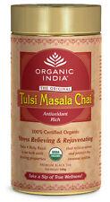 Organic India Tulsi Masala Chai Tea 100g | Free Shipping