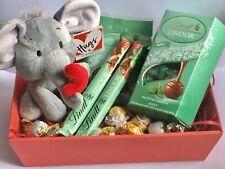 Lindt Lindor Mint Chocolate Valentine's Hamper gift