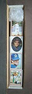 1983 Topps MLB Baseball Album Stickers Lot ~ 975+ Album Stickers