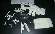 M80PV PLYMOUTH VOLARE CHASSIS W/SIDE PIPES MODEL CAR MOUNTAIN 1/25