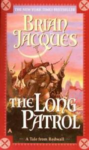 Long Patrol (Redwall) - Mass Market Paperback By Jacques, Brian - GOOD