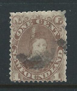 Newfoundland, 1 cent - Edward, Prince of Wales