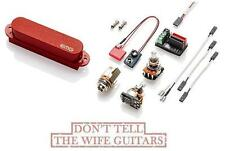 EMG FT RED SINGLE COIL TELE NECK PICKUP FENDER TELECASTER ACTIVE REPLACEMENT