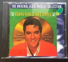 The Original Elvis Presley Collection # 28 - Elvis Gold Records Vol 4 - MINT CD