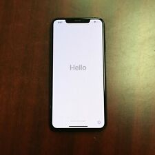 Apple iPhone XS Max - 256GB - Space Gray (Unlocked) (Read Description) AB7012