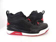 the latest 2c7ea ab0e6 Jordan Hombre Vuelo 9.5 Zapatillas Baloncesto Negro Gimnasio Rojo-Blanco  Size 8