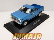 AQV15 Voiture 1/43 SALVAT Inolvidables 80/90: FORD F-100 1982 pick-up