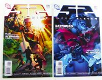 DC 52 (2006) #9 #11 Key 1st KATE KANE BATWOMAN Lot NM (9.4) Ships FREE!