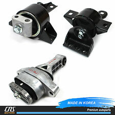 NEW Engine Mount & Trans Mount Set for 04-08 Chevrolet Aveo Aveo5 Wave 96535510