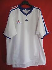Maillot Handball Equipe de France Blanc FFH Hand vintage - XXL