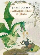 Farmer Giles of Ham di Tolkien,J. r. r. LIBRO CON COPERTINA RIGIDA 9780007542932
