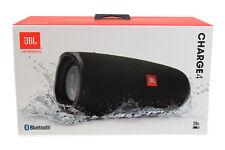 New listing Jbl Charge 4 Portable Waterproof Wireless Bluetooth Speaker - Black *Charge4Blk