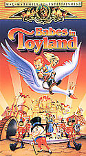 Babes in Toyland (VHS, 1997, Clam Shell Family Entertainment)