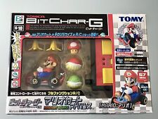 Tomica BIT CHAR-G NINTENDO MARIO KART Advance RC Mini Racer incl. New Batteries
