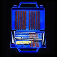 Tyre Repair Kit Tire Puncture Emergency Tools Set Motorcycle Bike Car Tubeless