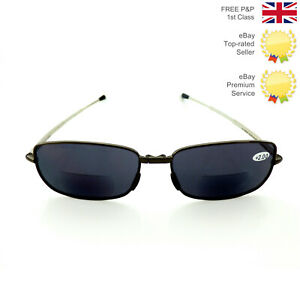 FOSTERGRANTS SIGHT STATION FOLD UP READING SUNGLASSES (ALL STRENGTHS) RRP £25 UK