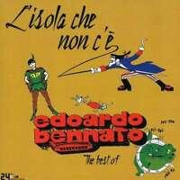 L'Isola Che Non C'e' - Edoardo Bennato CD RICORDI VIDEO