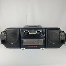 JVC PC-XC8 Tape Tuner Portable Component System Boombox /CD Player Doesn't Work