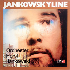 "ORCHESTER HORST JANKOWSKI – Jankowskyline EASY SOUL JAZZ ""ELEANOR RIGBY"" MPS LP"