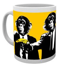 Monkey Monkeys Banana Funny Humour Cup Tea Coffee Mug Mugs