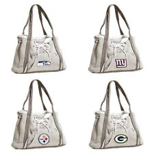 NFL Football Team Ladies Embroidered Hoodie Purse Handbag  * Pick Your Team *