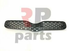 NEW TOYOTA YARIS FRONT BUMPER UPPER GRILLE BLACK 2003 - 2005