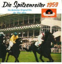 Spitzenreiter 1959 /  Bill Ramsey, Ivo Robic, Freddy Quinn, Melitta Berg