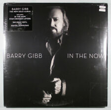 BARRY GIBB In The Now SEALED 180-GRAM 2XLP + DOWNLOAD/DOUBLE VINYL/Bee Gees