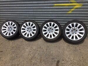 Bmw E63 Alloy Wheels R18 245/45