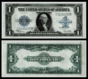 1923 $1 LARGE SIZE SILVER CERTIFICATE~~VERY FINE