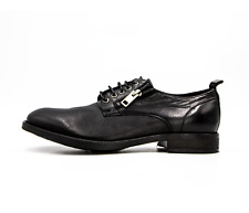 DIESEL  D-Lowyy Mens Leather Oxford Style Black Size 8.5
