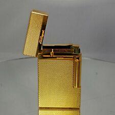 ST  Dupont Gold Plated L2 Pocket  Lighter