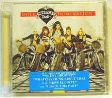 THE PUSSYCAT DOLLS - DOLL DOMINATION - CD New Unplayed
