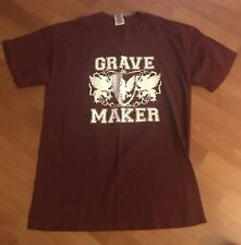 Grave Maker Shirt Judge Have Heart Gorilla Biscuits Medium