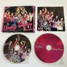 T-ARA Lovey-Dovey Japanese ver. CD+DVD Limited Edition
