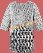 10 mm Flat Riveted With Warser Hubergion Half Sleeve Medium Size Shirt