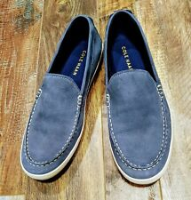 Cole Haan Mens Claude Venetian Leather Slip On Loafers C32174