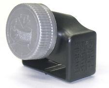 Buckle Guard PRO seat belt button cover, 1 unit black,  Baby Proof Your Car!