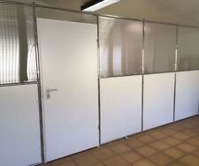Systemtrennwand Bürotrennwand Leichtbauwand Trennwand Trockenbauwand Bürowand