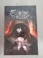 LA ROSE NOIRE - magnifique jeu de rôles et d'ambiance - état neuf jamais joué
