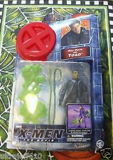 2000 X-Men the Movie action figure Ray Park as Toad