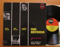 FOOL BRITANNIA Peter Sellers Joan Collins Anthony Newley 1963 Ember CEL 902 NM