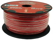 Audiopipe AP12100RD 12 Gauge 100Ft Primary Wire Red