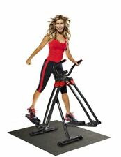Air Walker Exercise Cross Stepper Trainer 360 Degree System Machine Workout