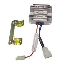 Diesel Generator Accessories With Fuse Electric Start Current Regulator