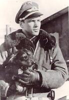 WW2 WWII Photo German Luftwaffe Ace Hans Philipp  World War Two / 2545