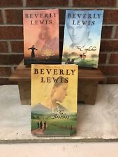 Beverly Lewis ANNIES PEOPLE Complete Lot Of 3 Paperback Books