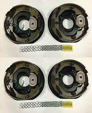 "10"" x 2-1/4"" Electric Trailer Brake Assembly - (2) RH & (2) LH - Incl. Hardware"