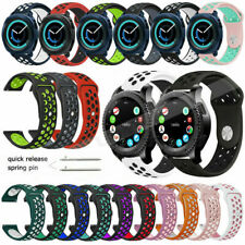 Silicone Sport Watch Band Strap For Samsung Galaxy Watch Active2 40mm 44mm
